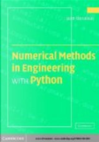 Python Scripting for Computational Science by Hans Petter Langtangen