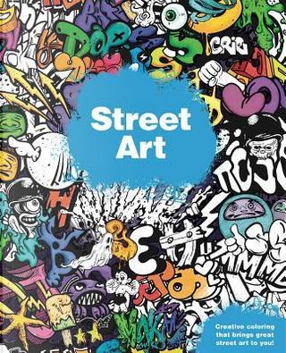 Street Art by Sizzle Press