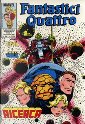 Fantastici Quattro n. 25 by Frank Miller, John Byrne