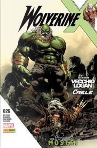 Wolverine n. 352 by Ed Brisson