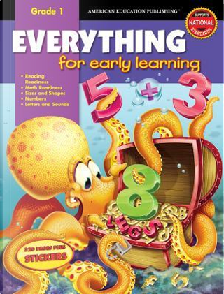 Everything For Early Learning, Grade 1 by Vincent Douglas