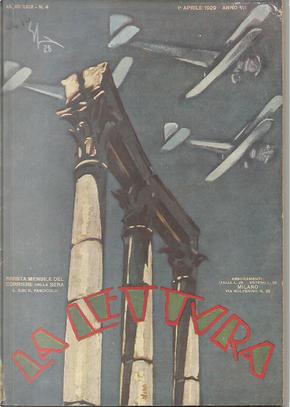 La lettura, anno XXIX, n. 4, aprile 1929