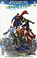 Justice League #12 by Bryan Hitch, John Semper Jr., Scott Lobdell