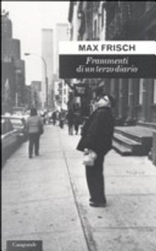 Frammenti di un terzo diario by Max Frisch