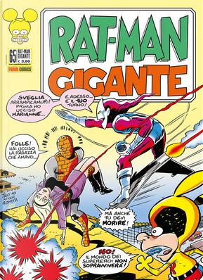 Rat-Man Gigante n. 65 by Leo Ortolani