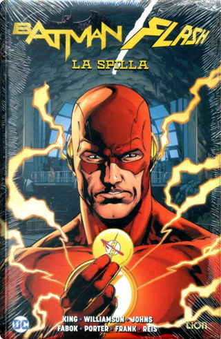Batman / Flash - La spilla by Geoff Johns, Joshua Williamson, Tom King