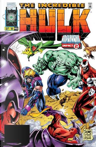 The Incredible Hulk vol. 1 n. 445 by Peter David