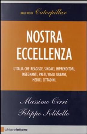 Nostra eccellenza by Filippo Solibello, Massimo Cirri