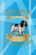 Ankle Biter Club Lifetime Member by Pea Ridge Publishing