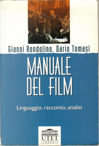 Manuale del film by Dario Tomasi, Gianni Rondolino