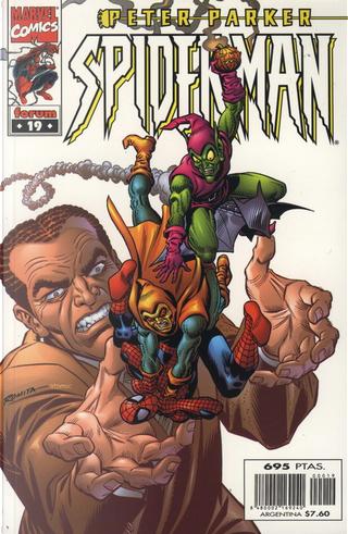 Peter Parker, Spider-Man #19 (de 23) by Bud LaRosa, Glenn Greenberg, Howard Mackie, Roger Stern, Todd DeZago, Tom DeFalco