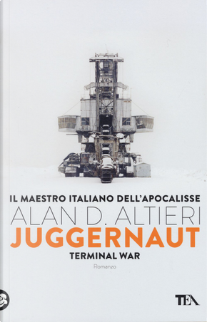 Juggernaut by Alan D. Altieri