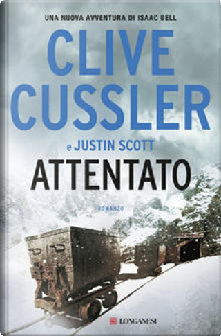 Attentato by Clive Cussler, Justin Scott