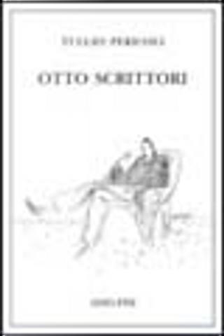 Otto scrittori by Tullio Pericoli