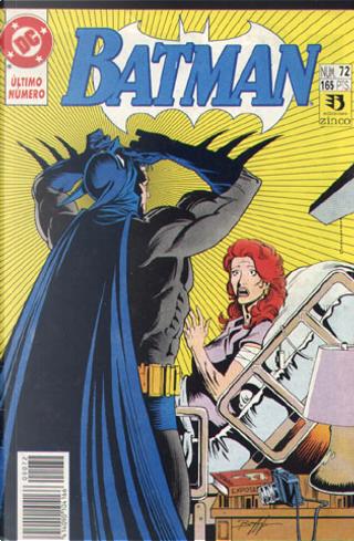 Batman Vol.II, #72 by Alan Grant