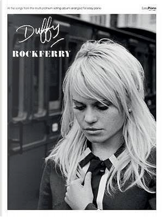 Rockferry easy piano by Duffy