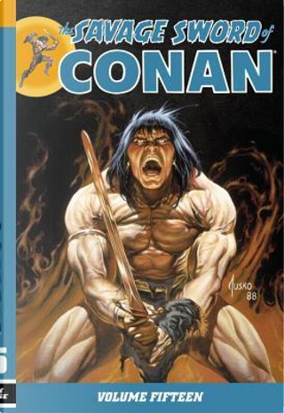 The Savage Sword of Conan 15 by Charles Dixon