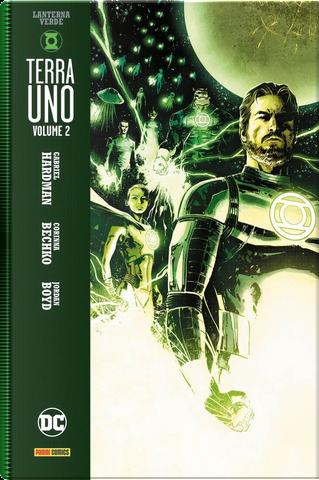 Lanterna verde - Terra uno vol. 2 by Corinna Bechko