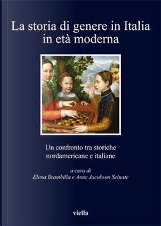 La storia di genere in Italia in età moderna