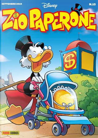 Zio Paperone (seconda serie) n. 15 by Carlo Panaro, Giorgio Martignoni, Jacopo Cirillo, Rodolfo Cimino, Sandro Del Conte, Vito Stabile