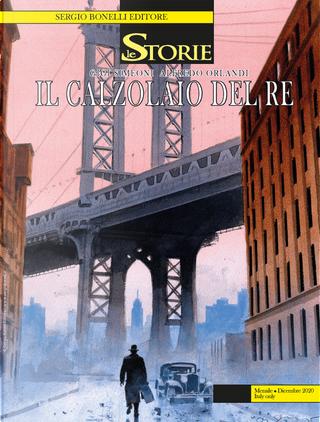 Le Storie n. 99 by Gigi Simeoni (Sime)