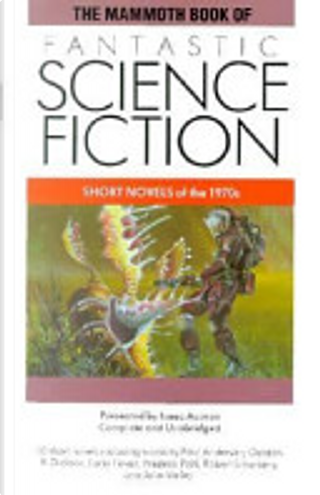 The Mammoth Book of Fantastic Science Fiction by Charles G. Waugh, Isaac Asimov