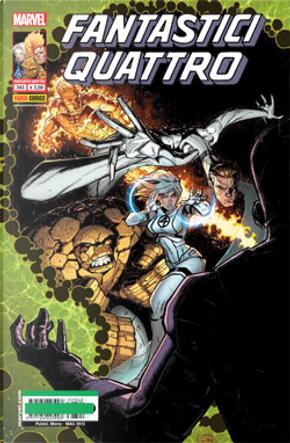 Fantastici Quattro n. 343 by Jonathan Hickman, Paul Cornell, Stan Lee