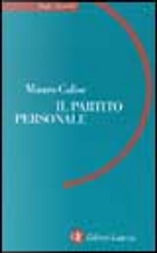 Il partito personale by Mauro Calise