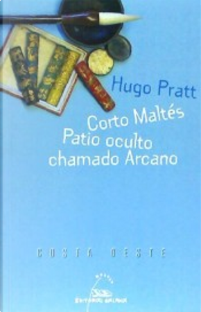 Corto Maltés by Hugo Pratt