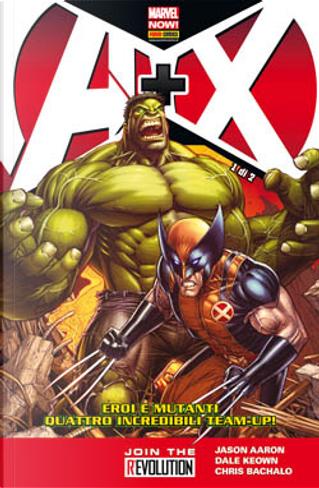 A+X #1 by Chris Bachalo, Dan Slott, James Asmus, Jason Aaron