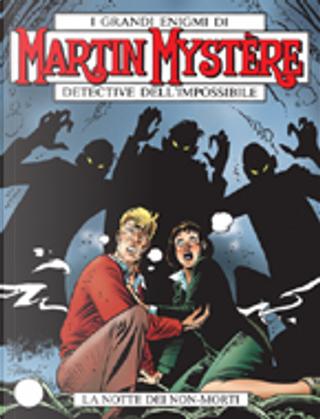 Martin Mystère n. 272 by Federico Memola, Giovanni Romanini, Luigi Coppola, Michelangelo La Neve, Stefano Santarelli