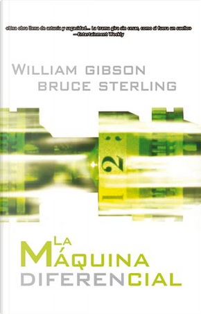 La máquina diferencial by Bruce Sterling, William Gibson