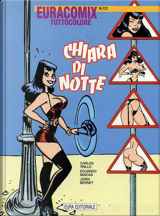 Chiara di notte vol. 5 by Carlos Trillo, Eduardo Maicas