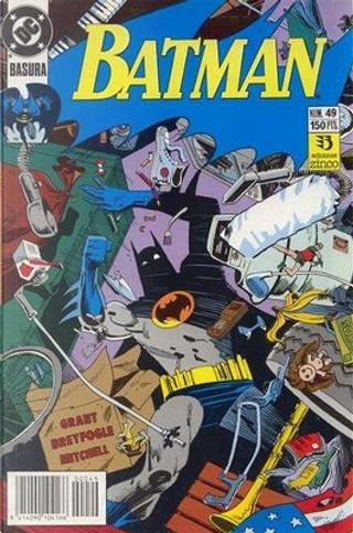 Batman Vol.II, #49 by Alan Grant