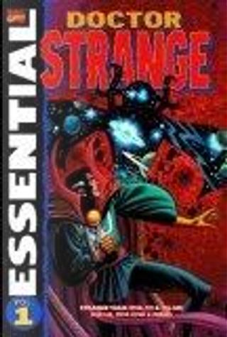 Essential Doctor Strange, Vol. 1 by Stan Lee, Steve Ditko