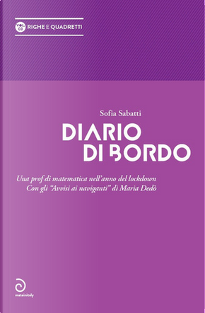 Diario di bordo by Sofia Sabatti