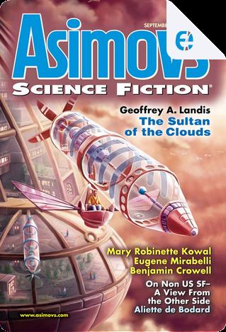 Asimov's Science Fiction, September 2010 by Benjamin Crowell, Eugene Mirabelli, Geoffrey A. Landis, Mary Robinette Kowall, Nancy Fulda, Robert Frazier, Roger Dutcher, Ruth Berman