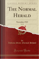 The Normal Herald, Vol. 29 by Indiana State Normal School
