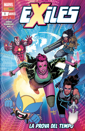 Exiles vol. 1 by Saladin Ahmed