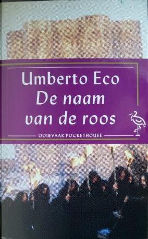 De naam van de roos / druk 52 by Umberto Eco