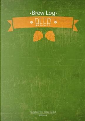 Brew Log Book by Log Book Corner
