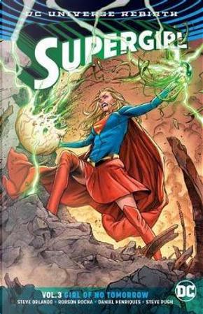 Supergirl 3 by Steve Orlando