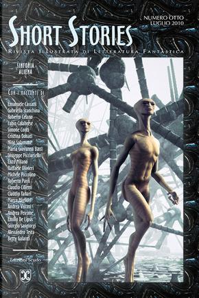 Short Stories 8 by AA. VV., Andrea Viscusi, Claudio Chillemi, Fabio Calabrese, Gabriella Stanchina, Michele Piccolino, Simone Conti