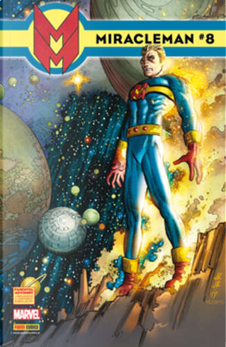 Miracleman #8 by Alan Moore, Cat Yronwode, Mick Anglo