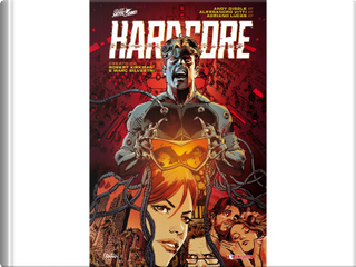 Hardcore by Andy Diggle