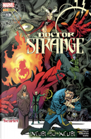 Doctor Strange #13 by James Robinson, Jason Aaron
