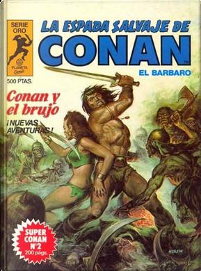 Super Conan #2 by John Buscema, Roy Thomas, Rudy Nebres
