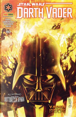 Darth Vader #53 by Charles Soule
