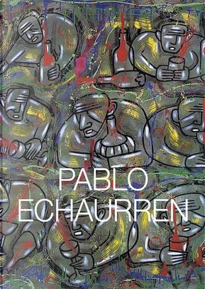 Pablo Echaurren by Renato Barilli
