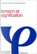 Tension et signification by Jacques Fontanille
